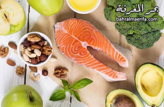 أطعمة لعلاج التهاب القولون