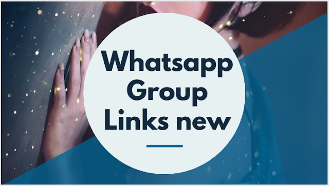 WhatsApp Group Links new
