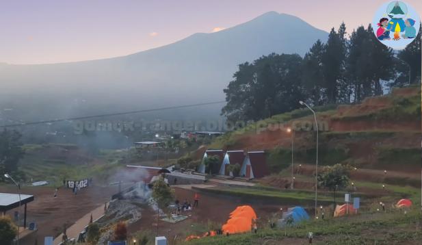 Camping Ground Bukit Tangkeban