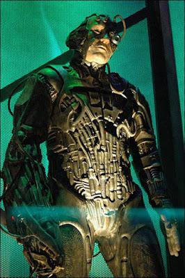 Bangsa Borg pada film Star Trek Separuh manusia dan separuh robot