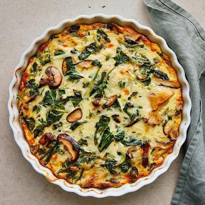 Spinach-Mushroom-Quiche-recipe