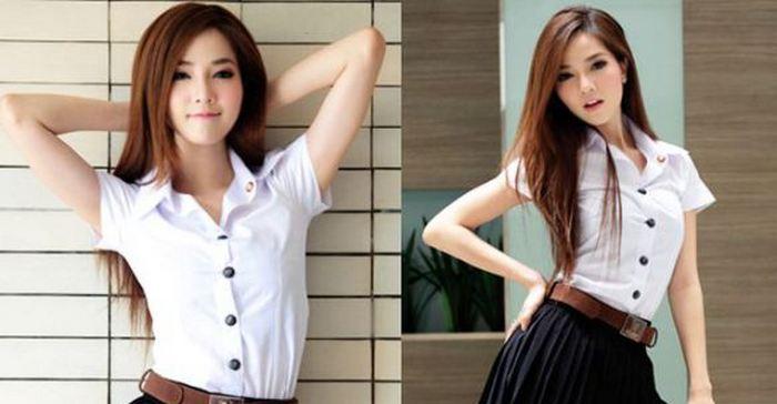 Di Thailand, Pelajar yang Memakai Rok Pendek Didenda Rp13,8 juta