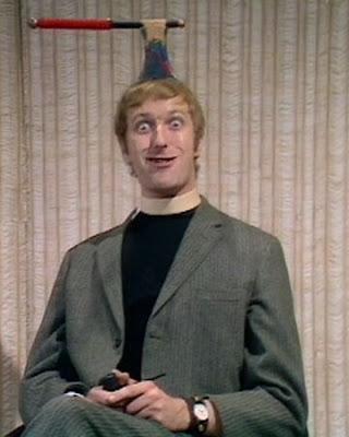 Monty Python priest