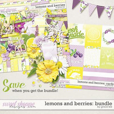 Lemons and Berries Bundle