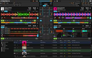 DJ Software Traktor 3 pro