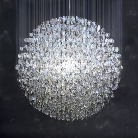 15 creative chandeliers and modern chandelier designs for Great chandeliers