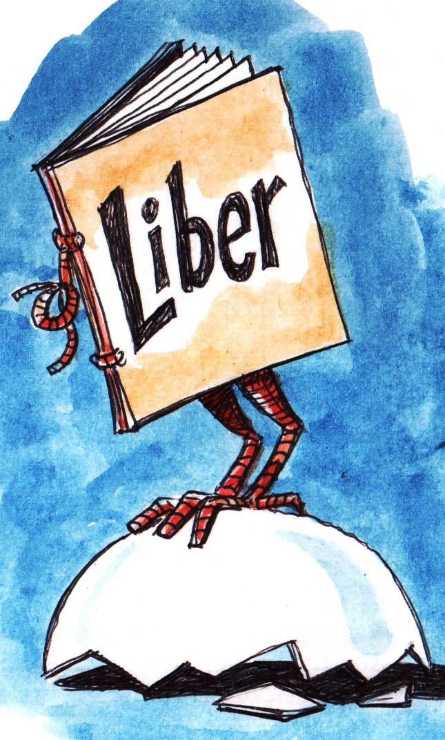 LIBER, i libri liberi