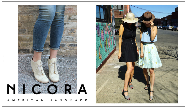 nicora shoes interview