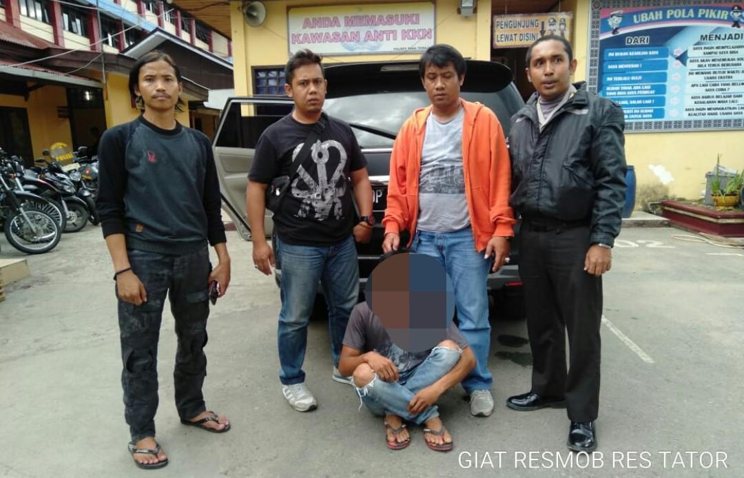 Setubuhi Pacarnya yang Berusia Dibawah Umur, Supir Angkot di Torut Diringkus Polisi