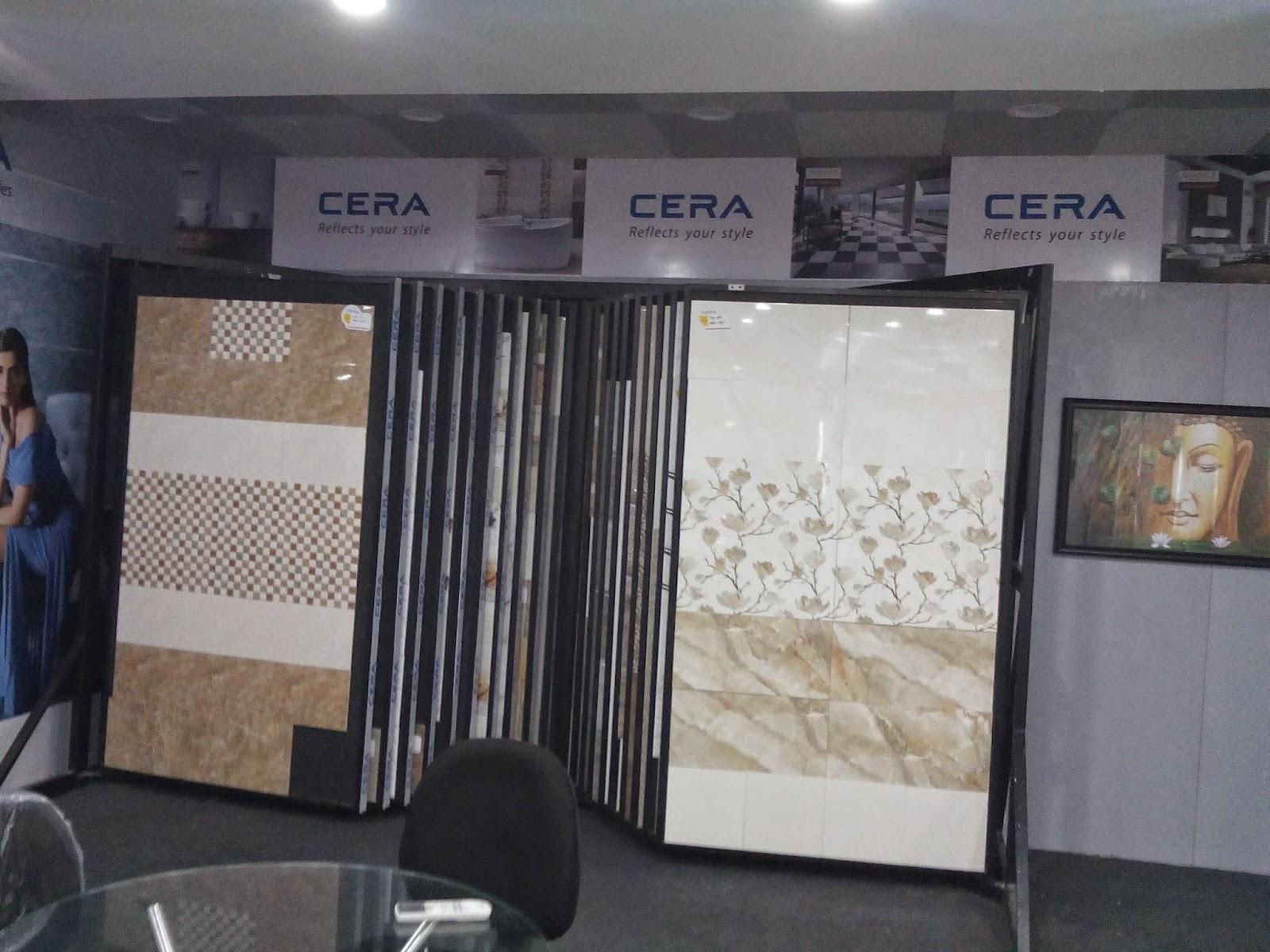 Sri Bhavani Agencies CERA Style Gallery tirupati