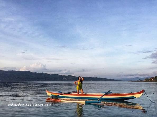 Mengeksplor Pesona Keindahan Pantai Natsepa Ambon Manise | Wisata Bahari