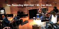 Recording With 1 Mic image