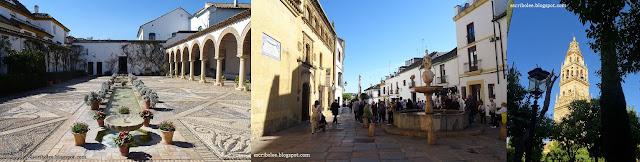 Viaje a Córdoba: Palacio de los marqueses de Viana, Plaza del Potro, Torre-Campanario de la mezquita catedral de Córdoba
