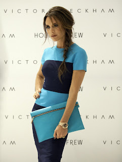 Victoria stills at holt renfrew