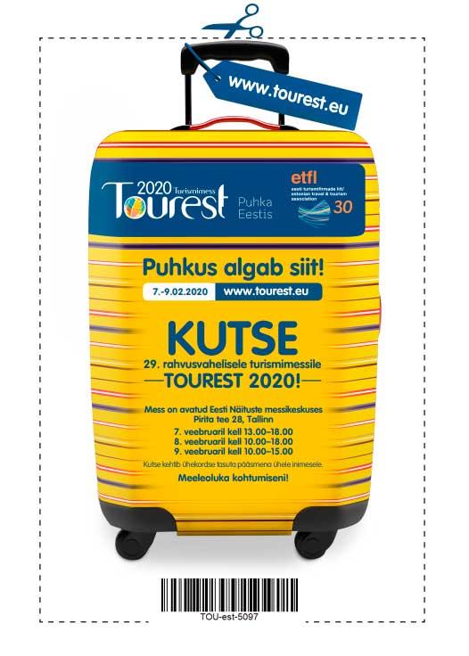 Matkamessut 2020, ilmaiset matkamessuliput, matkamessut, tallinna