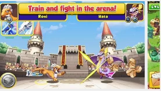 dinosaur fighting games 3d