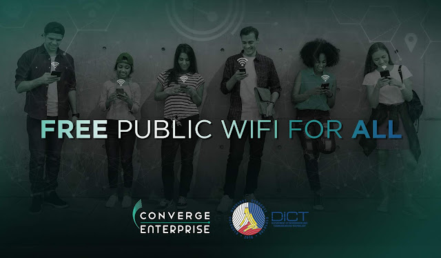 Converge ICT first to complete free Wi-Fi infra among players