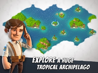 Boom Beach Apk v29.115 Mod (Unlimited Diamonds/Coins)
