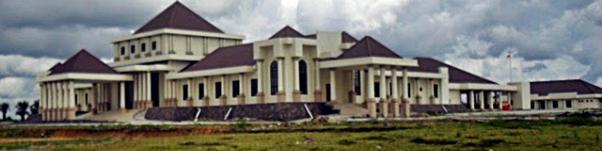 Gedung Kantor Bupati Kabupaten Ogan Ilir