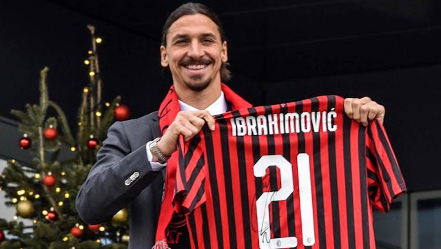 Zlatan chưa thể ghi bàn đầu tiên cho Milan.