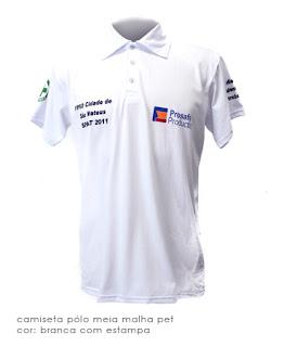 Camisas Promocionais - Camisa Polo