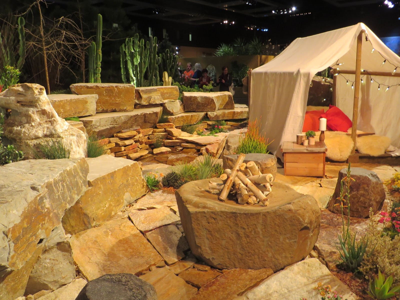 Northwest Flower & Garden Show: Display Gardens