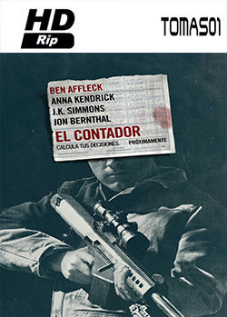 El contador (The Accountant) (2016) HDRip HC