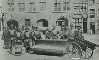 Dringende hulpverlening begin de jaren 1900