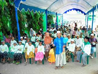 Sinergi Lasisnu LKNU Kota Pasuruan dalam khitanan NU