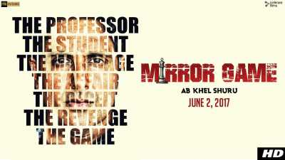 Mirror Game (2017) Hindi 300MB Download HDRip