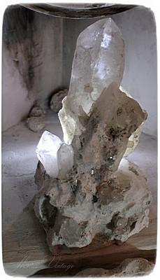 Zum Januar einen Kristallberg bauen: