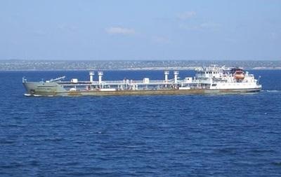 Україна затримала російський танкер