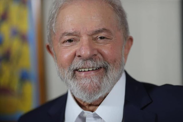 Lula confirma que concorrerá a presidência em 2022