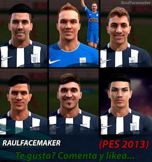 Facepack Sudamerica 2015 Pes 2013 By Raul