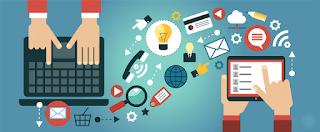 dan melupakan content marketing sebagai salah satu kunci sukses bisnis online Kunci Sukses Toko Online: Content Marketing