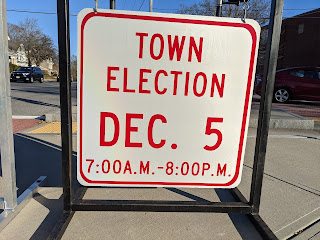 Unofficial election results - Dec 5