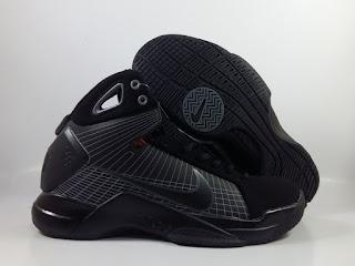 Nike Hyperdunk 2008 Full Black