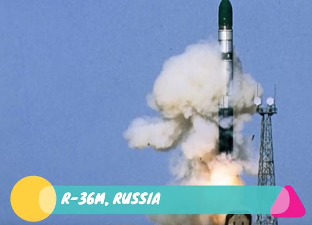 Rudal R3M Rusia