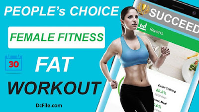 Female Fitness Free Apk Download latest version 1.1.7 | Women full workout for Android