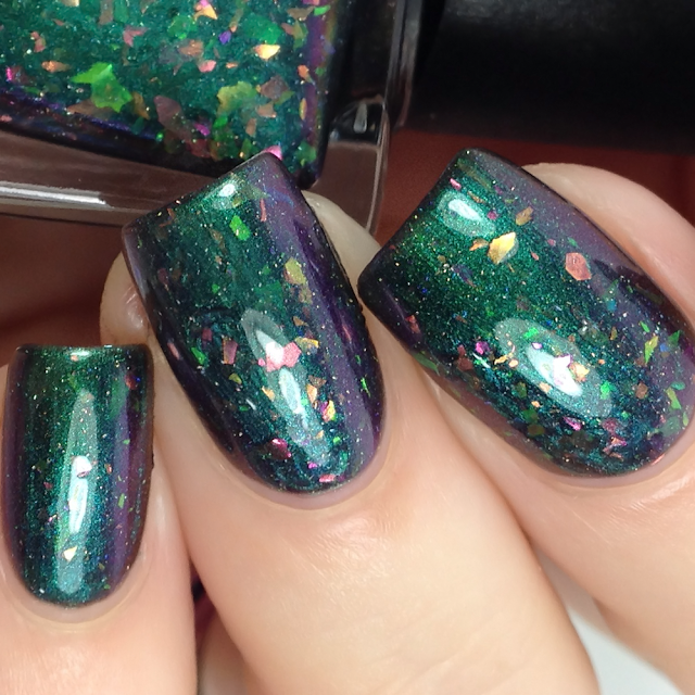 Night Owl Lacquer-Surreal Lights