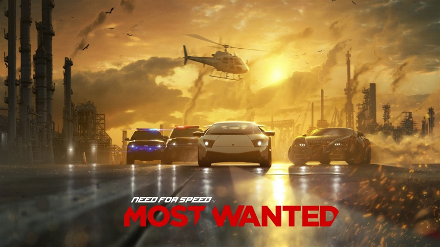 Need for Speed Most Wanted PC Download Poster