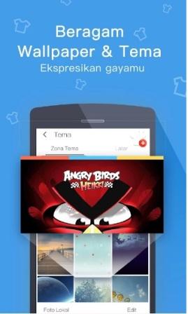 Aplikasi Browser Android Tercepat