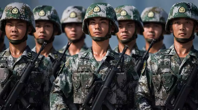 Chinese People's Liberation Army(PLA)