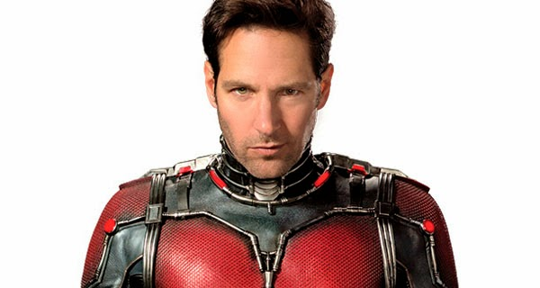 Paul Rudd como Ant-Man