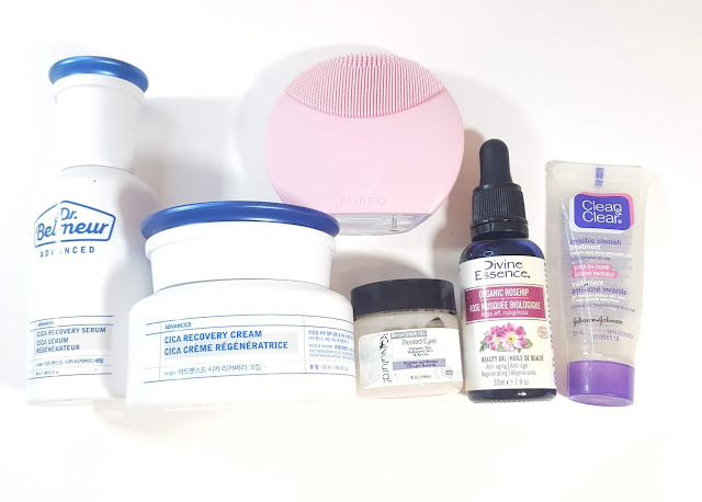 Nighttime Skincare Routine ~ Summer 2019