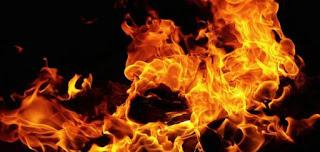 اسماء النار في القرآن الكريم