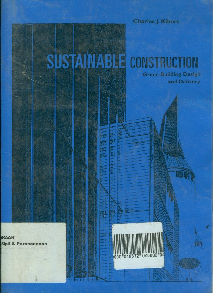 Pdf delivery sustainable construction and green design building