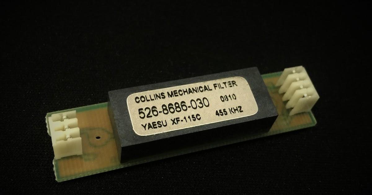 9v1kb Amateur Radio Blog Yaesu Ft 818nd 500hz Cw Filter