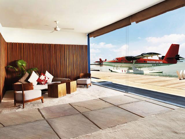 W Maldives, Lounge