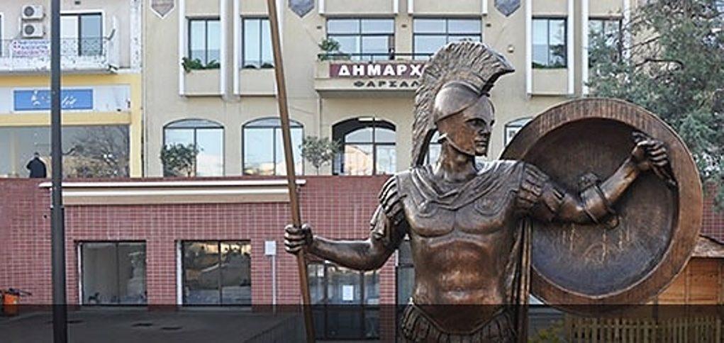 Αιχμές Εσκίογλου κατά του απερχόμενου δημάρχου Φαρσάλων